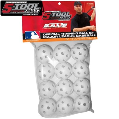 "5"" Rawlings Poly Mini Ball - 12 ks"
