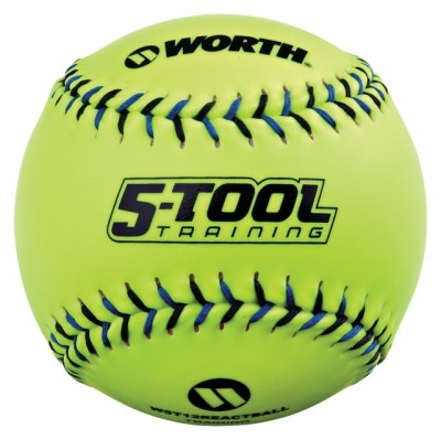 "11"" Reactball Softball Worth"