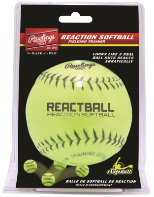 "12"" Reactball Softball Rawlings"
